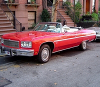 Private Tour: New York City by Chauffeured Classic Car