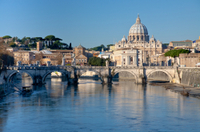 Rome Tiber River Hop-on Hop-off Cruise