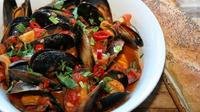Mussel Up Cooking Class on the Sunshine Coast, Warana Dessert Bars & Restaurants