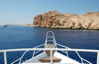 Sharm el Sheikh Shore Excursion: Red Sea Cruise and Snorkeling at Ras Mohamed National Park