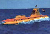 Sinbad Submarine Under The Red Sea