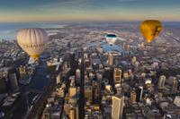 Private Balloon Flight over Melbourne