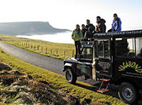 West of Ireland Small Group Adventure Jeep Tour from Dublin (3 days)