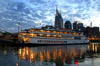 Nashville Showboat Lunch or Dinner Cruise