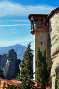 2-Day Tour to Meteora from Athens
