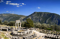 4-Day Classical Greece Tour: Epidaurus, Mycenae, Olympia, Delphi, Meteora