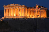 Athens Night...