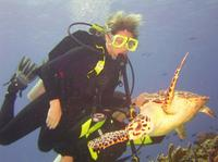 PADI Discover Scuba Diving Course in Cozumel