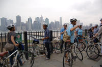 New York City Bike Rental Picture