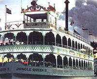 Jungle Queen Riverboat Dinner Cruise