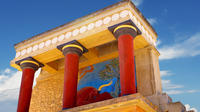 Knossos and Heraklion Day Tour from Rethimno