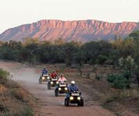 Alice Springs Quad Bike Tour