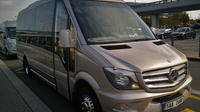 Private Mini Coach Transfer from Prague to Budapest with a stop at Bratislava for up to 15 people