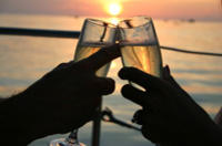Champagne Celebration Sunset Cruise