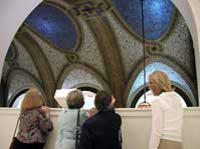 Chicago Walking Tour: Tiffany Art Glass Landmarks