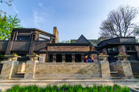 Frank Lloyd Wright by Bus Tour from Chicago
