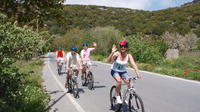 Full-Day Heraklion Cycling and Walking Excursion with BBQ
