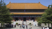 Group Day Tour: Badaling Great Wall and Ming Tombs With Lunch