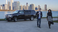 Chicago Airport Private Departure Transfer by SUV Private Car Transfers