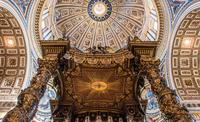 In-Depth Vatican Tour with Sistine Chapel and St Peters Basilica
