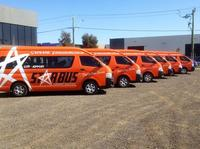 Melbourne Airport Shuttle City to Airport One-Way, Melbourne City Airport Transfers & Shuttles