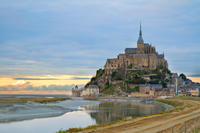 Le Havre Shore Excursion: Private Tour of Mont St-Michel