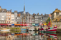 Private Honfleur, Deauville and Trouville Day Trip from Caen