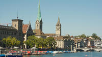 2-Hour Zurich City Walking Tour