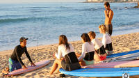 Surfing Class for Beginners in Los Cabos