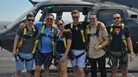 Doors Off Helicopter Flight Over the Grand Canyon West Rim with Optional Outdoor Shooting Package