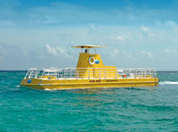 Cancun Submarine and Optional Snorkeling Tour