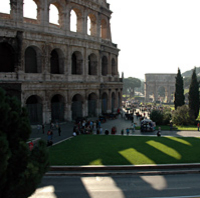 Private Tour: Imperial Rome Art History Walking To