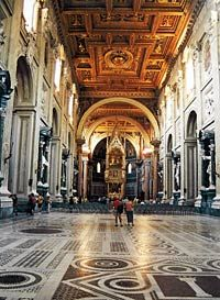 Private Tour: Medieval Rome Art History Walking Tour