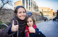 Colosseum and Roman Forum Family Tour