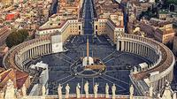 St Peters Square and Basilica Private Family Tour