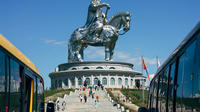 Genghis Khan Day Tour