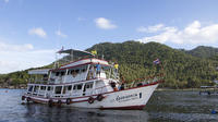 3-Day Open Water Course at Koh Tao All-in Liveaboard