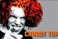 Carrot Top at the Luxor Hotel