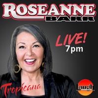 Roseanne Barr at the...