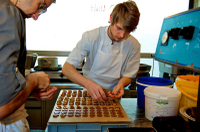 Chocolate and Macaroon Shop Behind-the-Scenes Tour with a Paris Pastry Chef