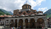 Rila Monastery, Stob Pyramids and St Ivan Rilski Cave Walking Day Trip from Sofia image 1