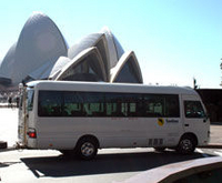 Sydney Arrival Transfer: Airport to Hotel