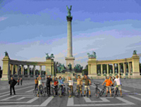 Budapest Sightseeing Tour by Bike