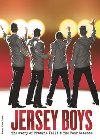 Jersey Boys am Broadway