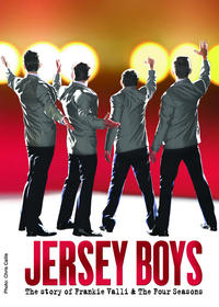 Jersey Boys On Broadway Picture