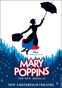 Book Mary Poppins on Broadway Now!