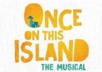 Once On This Island on Broadway