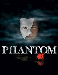 Phantom of the Opera op Broadway
