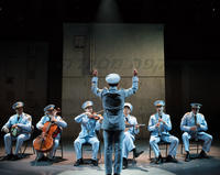 The Band's Visit on Broadway