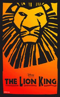 The Lion King op Broadway